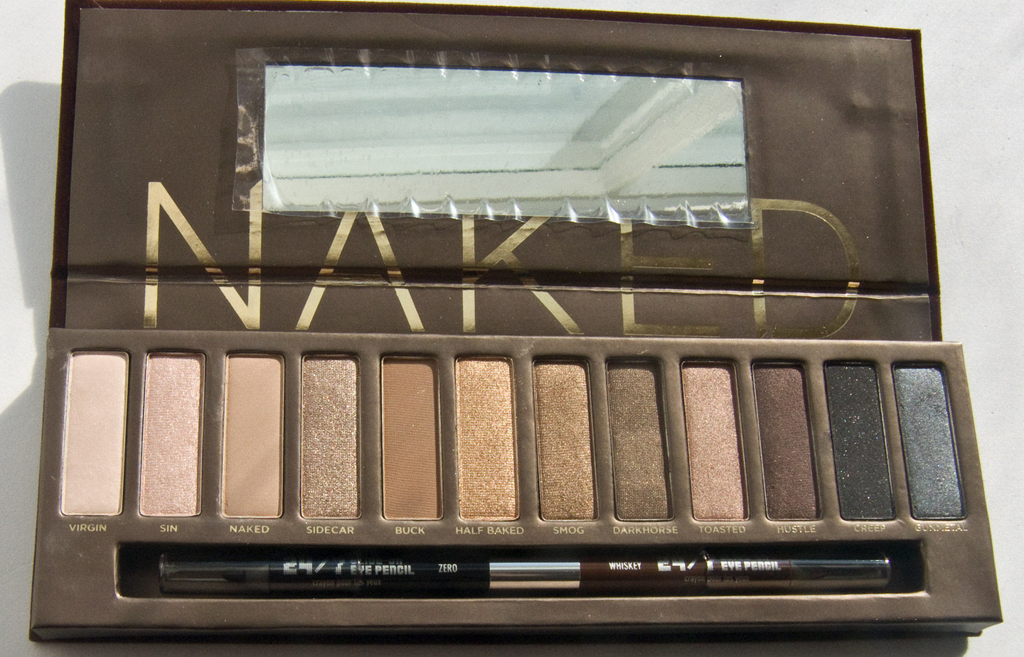 Urban decay naked palette review images 44