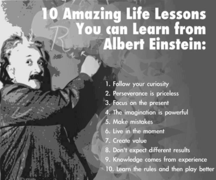 life inspiration quotes words of wisdom from albert einstein