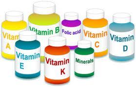 Mengenal fungsi vitamin dan mineral