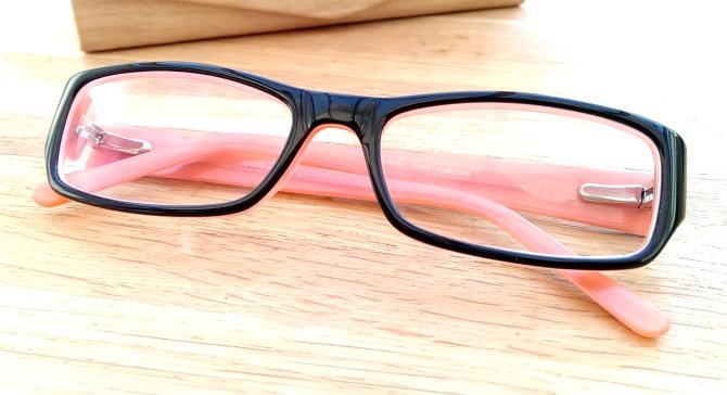 Vision direct R&L glasses