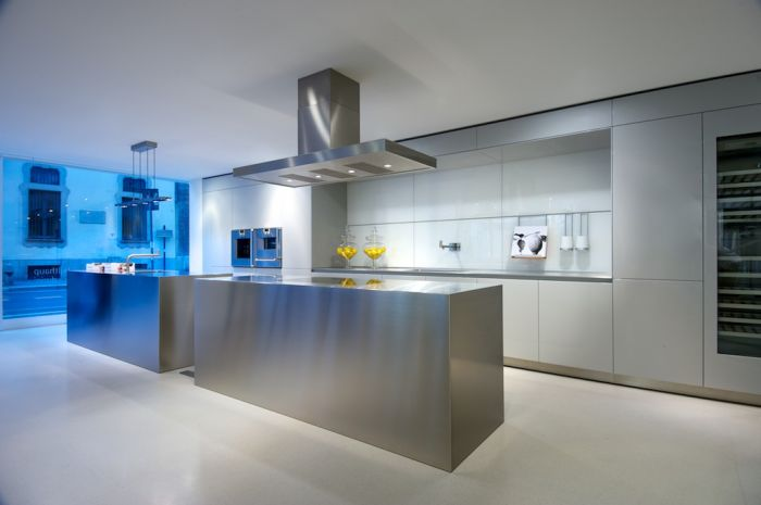 Bulthaup b3 una joya de cocina cocinas con estilo for Cocinas con isla precios
