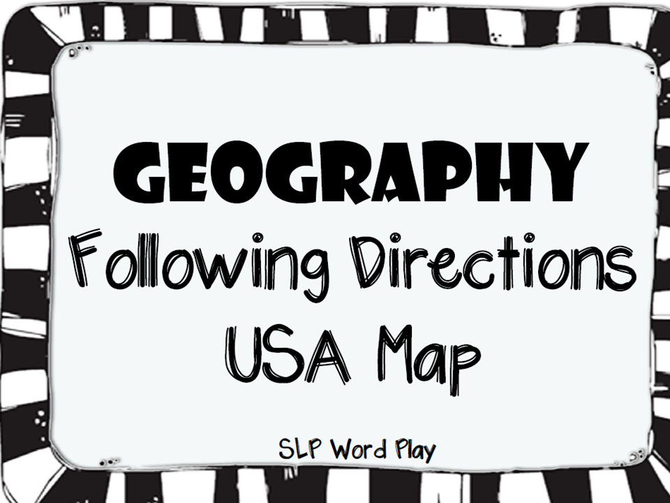 https://www.teacherspayteachers.com/Product/Following-Directions-USA-Geography-1720266