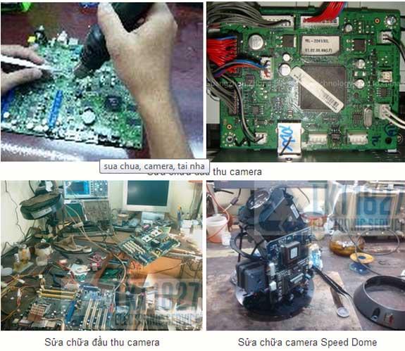 Sửa chữa camera tại nhà 0906 266 944
