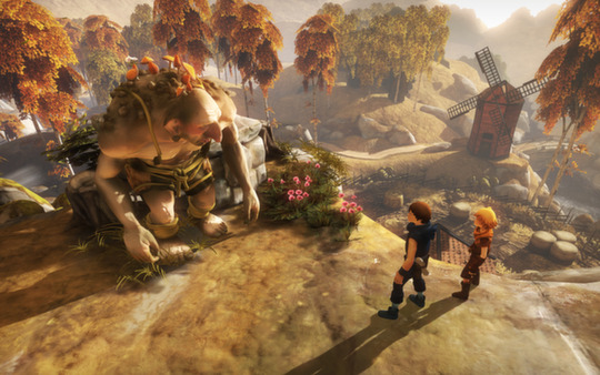 Download Brothers A Tale of Two Sons PC