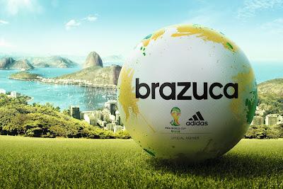 """RIO DE JANEIRO, BRASIL / HERZOGENAURACH, ALEMANIA – 2 DE SEPTIEMBRE DE 2012– Hoy los fanáticos del futbol brasileños han escrito su propio capítulo en la historia de la Copa Mundial FIFA al seleccionar """"Brazuca"""" como el nombre del balón oficial para el torneo en 2014. Adidas, el proveedor del Balón Oficial de la Copa Mundial desde 1970, se inspiró en los elementos de la cultura nacional para obtener una lista de tres posibles nombres para el balón. Los tres nombres elegidos fueron: Brazuca, Bossa Nova y Carnavalesca y durante las últimas tres semanas, miles de fanáticos brasileños han votado"""