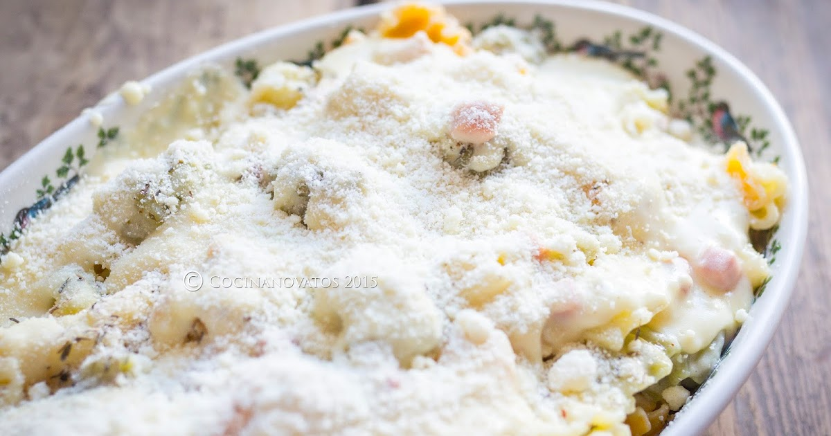 Cocina para novatos en tiempos de crisis margaritas gratinadas a mi manera - Cocina para novatos ...