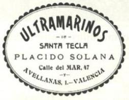 1908 ULTRAMARINOS SANTA TECLA