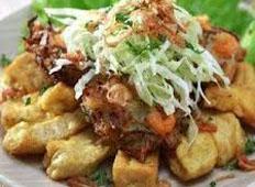 Resep praktis (mudah) tahu tek spesial khas surabaya enak, lezat