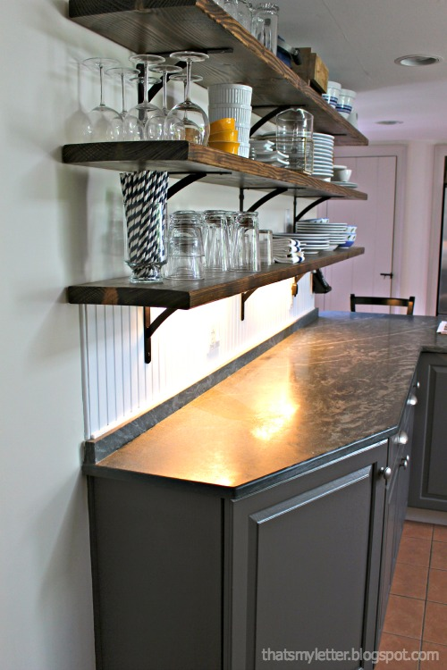 I Found A Great Solution For Hard Wired Under Cabinet Kitchen Lighting With  The Kichler Under Cabinet Lighting Kit.