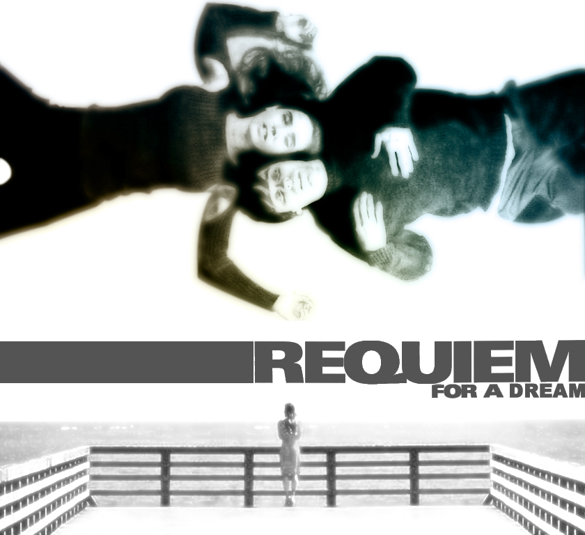 analysis of requiem for a dream critical analysis of requiem for a dream in my analysis of darren aronofsky's second feature film, requiem for a dream, i will draw attention to his wonderfully balanced use of camera shots accompanied with a powerful and captivating score.