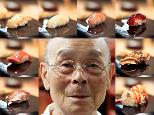 David gelb s documentary about 85 year old sushi master jiro ono whose