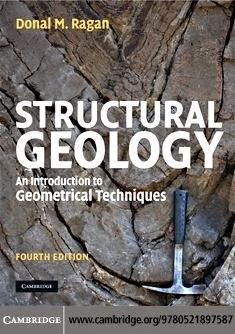 Structural Geology Donald Ragan