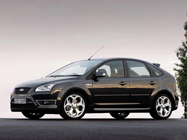 Технические характеристики Ford Focus 2