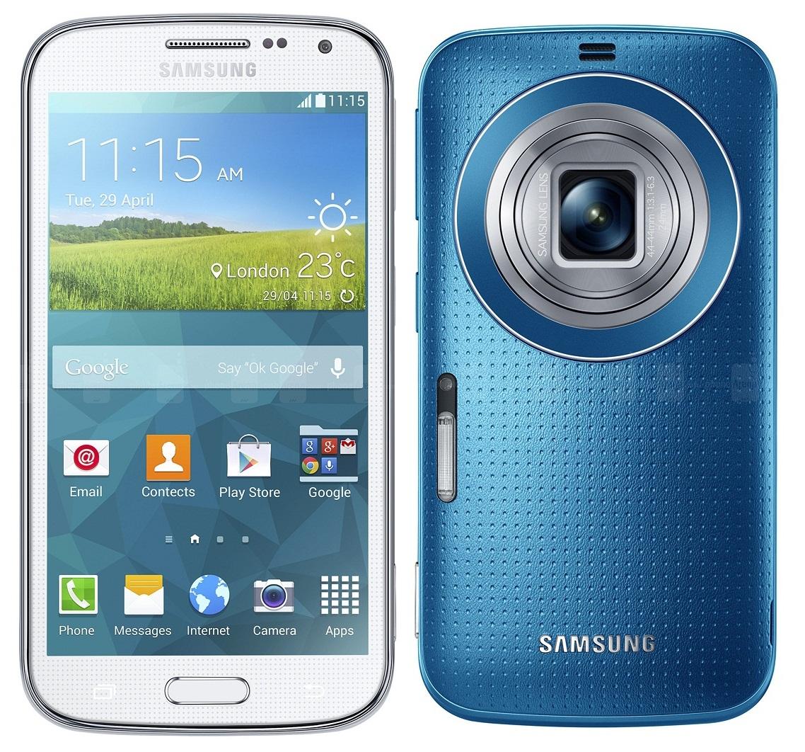 Foto Gambar Handphone Samsung Galaxy K Zoom Foto Gambar