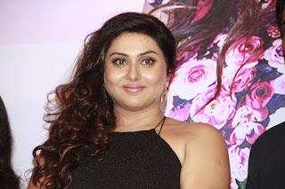 Namitha Latest Pictures in Short Dress at Shakshii Wellnness Press Meet  25284).jpg