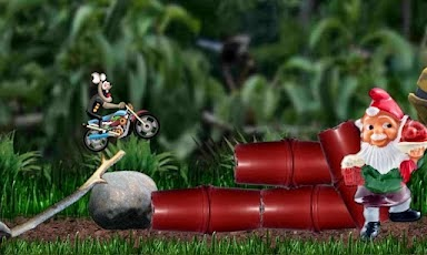 Game đua xe MotoCross Race