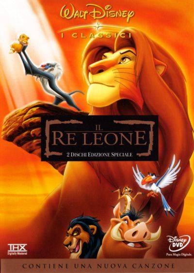 Il re leone special edition dvdrip