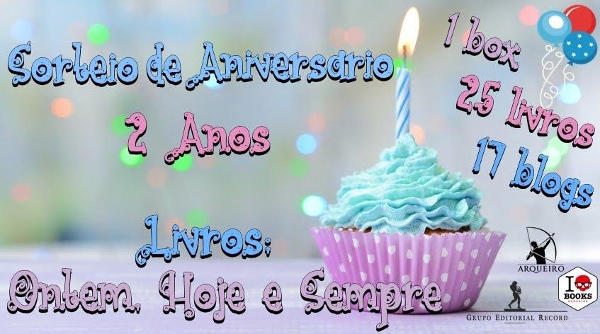 #Sorteio de Aniversário
