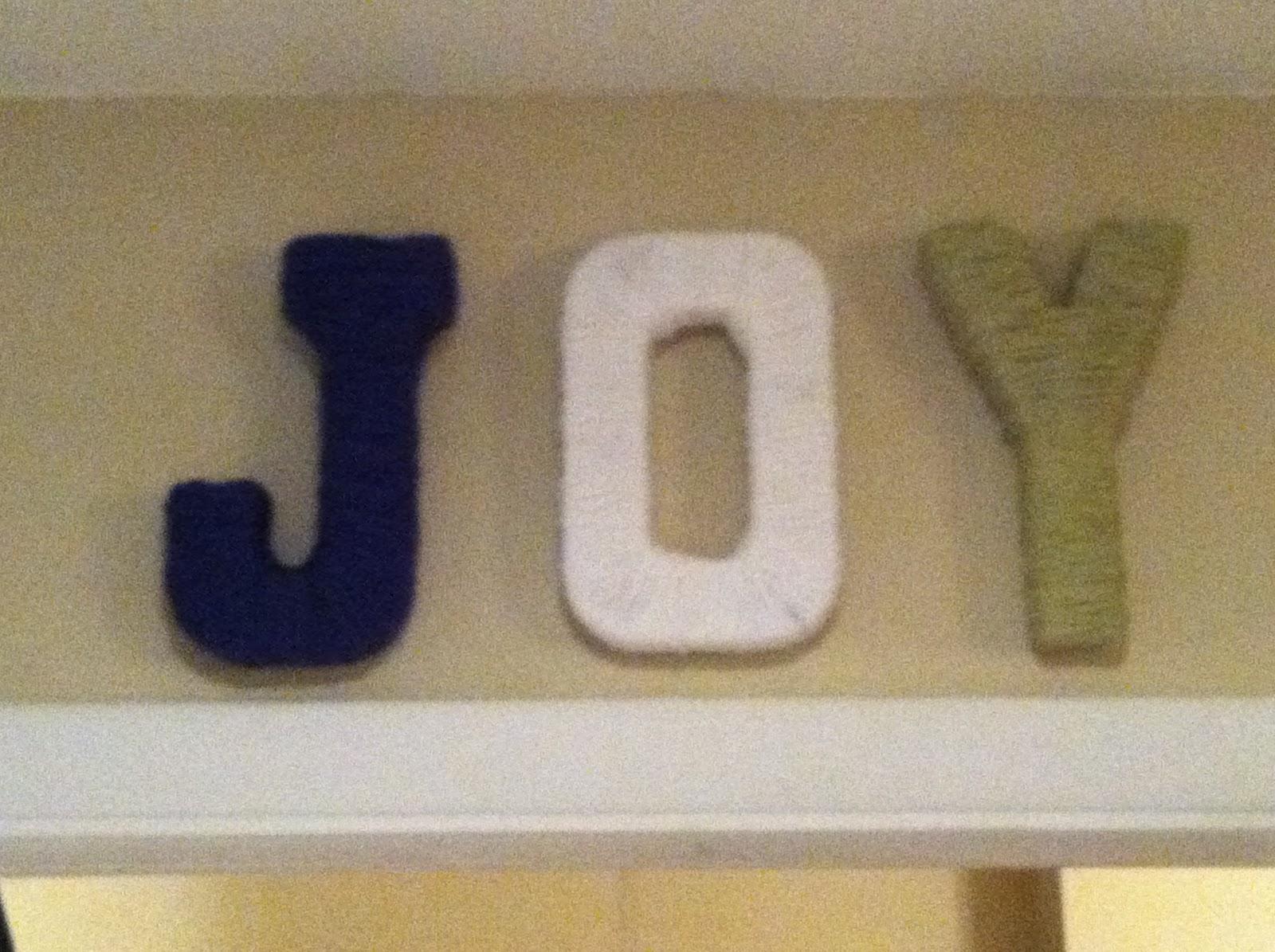 Jaci lou yarn letters x mas decoration for Decoration 11 letters