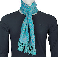 Fashion Neck Scarf Muffler Tie Style