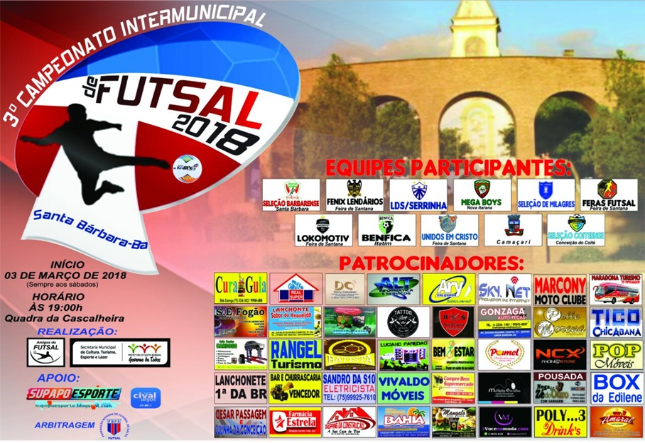 Banner do Futsal Barbarense