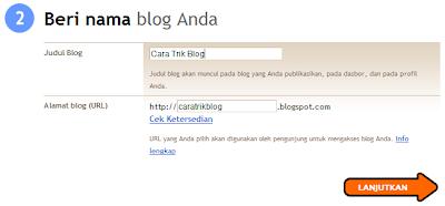Gambar membuat blog gratis&quot;/&gt;&lt;/div&gt;&lt;br /&gt;<br />&lt;br /&gt;<br />5. Pada tahap ketiga adalah memilih &quot;&lt;b&gt;Template&lt;/b&gt;&quot; untuk blog sobat, jika sudah &quot;&lt;b&gt;Lanjutkan&lt;/b&gt;&quot;&lt;br /&gt;<br />&lt;div class=&quot;separator&quot; style=&quot;clear: both; text-align: center;&quot;&gt;&lt;img alt=