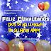 Tarjeta Cristiana Feliz Cumpleaños para ti