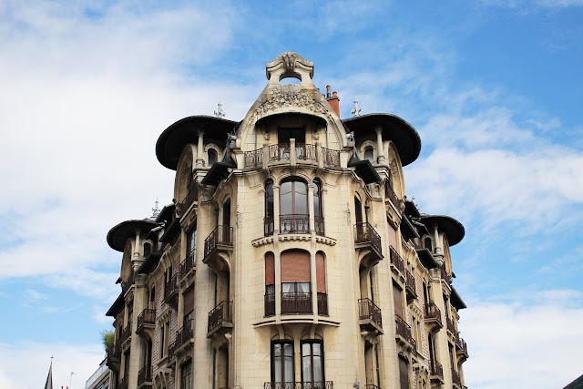 Immeuble rue du Château - Dijon