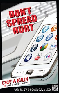 Don't Spread hurt poster image