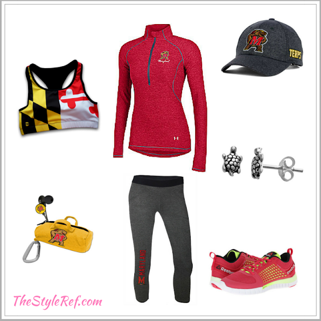 Maryland Terrapins gameday style