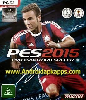 Download Pro Evolution Soccer 2015 (PES 2015) Full Version Reloaded