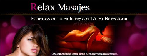 RELAX MASAJES EN BARCELONA