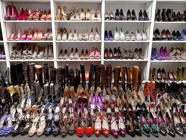 Resultado de imagen de fotos de miles de zapatos
