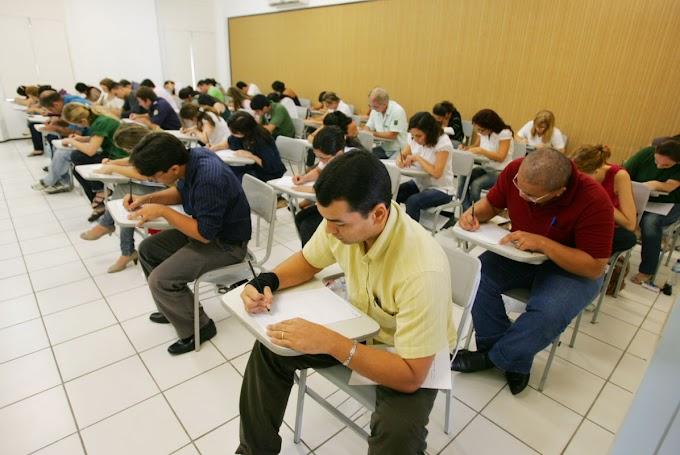 Educação do RN tem concurso público para professor e especialista neste domingo (10)