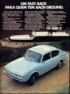 propaganda Volkswagen LTD - 1600 - 197. os anos 70; história da década de 70; Brazil in the 70s; propaganda carros anos 70; Oswaldo Hernandez;