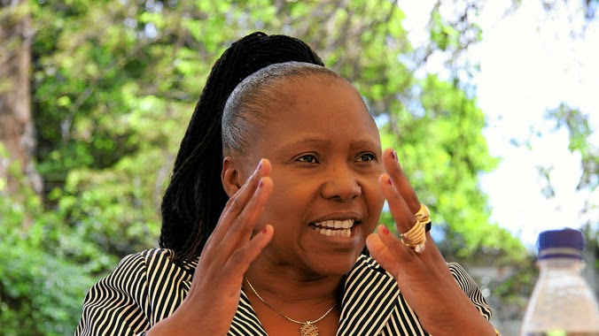 Oppah Muchinguri finally reveals why she gave her post to Dr Grace Mugabe