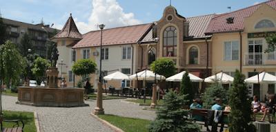Riposo in Ucraina - Transcarpazia-Vinogrado - albergo ristorante