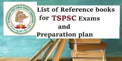 Tspsc reference books