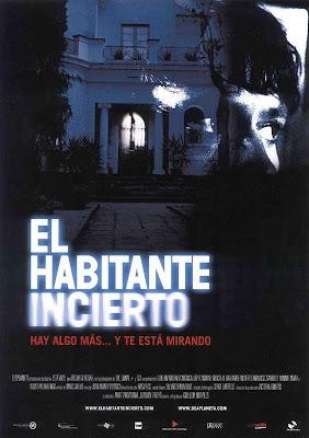 El Habitante Incierto. Guillem Morales.