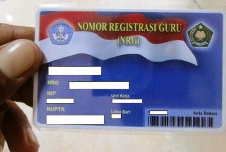 Klarifikasi Isu Pencetakan Kartu NRG
