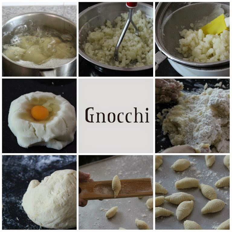 how to make gnocchi without flour