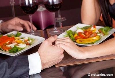 Cara Makan Malam Romantis Bersama Dengan Gebetan - www.NetterKu.com : Menulis di Internet untuk saling berbagi Ilmu Pengetahuan!