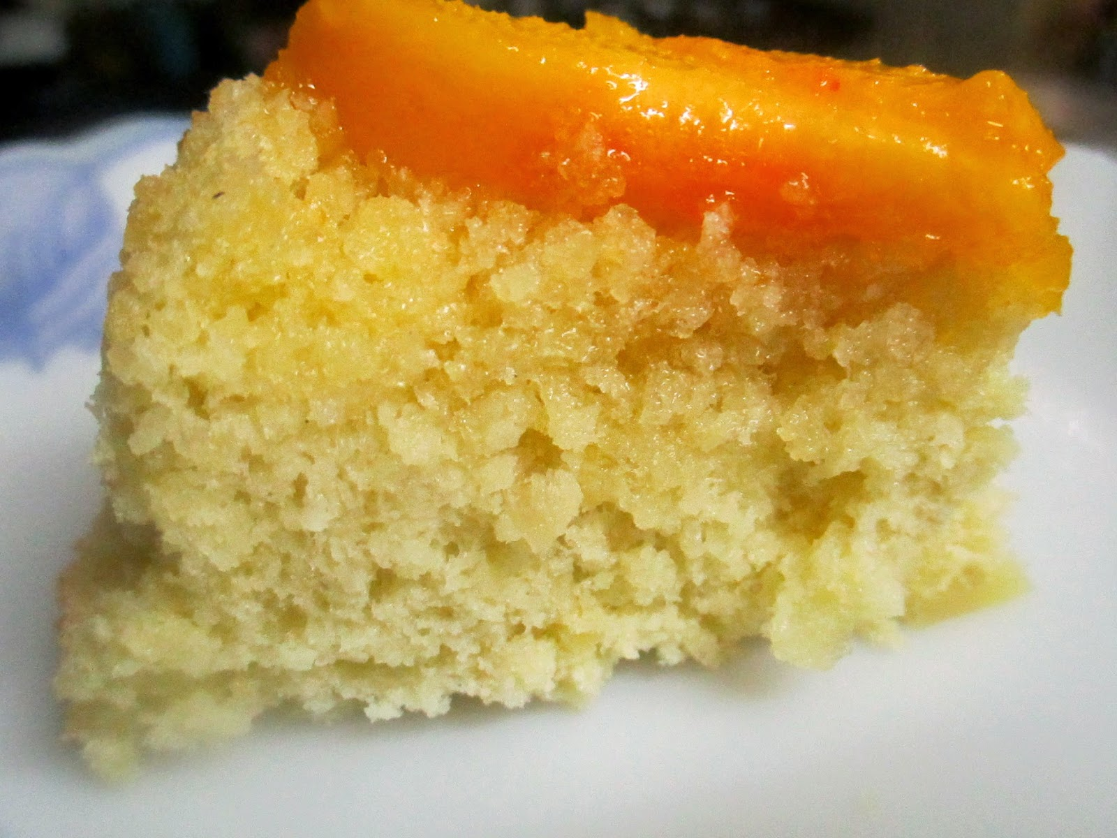 Foam Cake Recipes With Icing