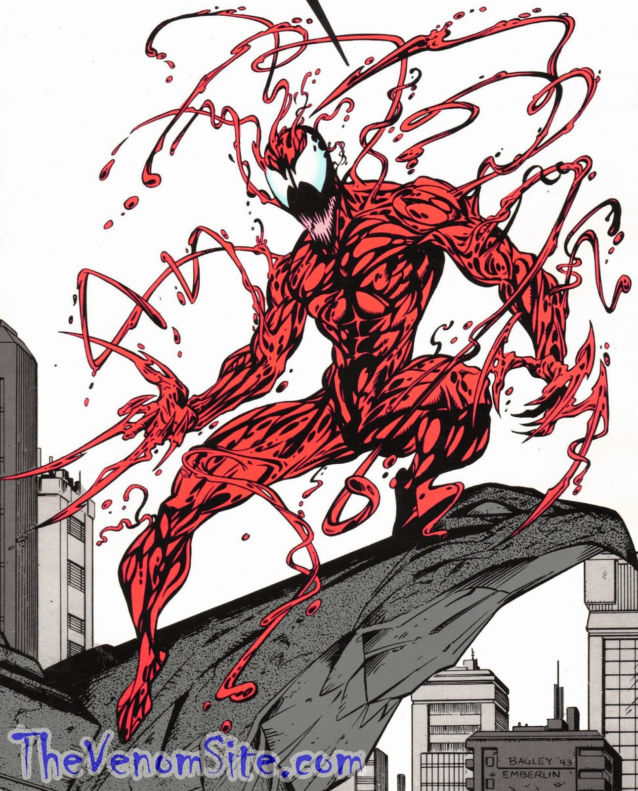 Read the best of Carnage in Spider-Man: Maximum Carnage