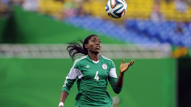 Arsenal Ladies Sign Super Falcons Striker Asisat Oshoala From Liverpool