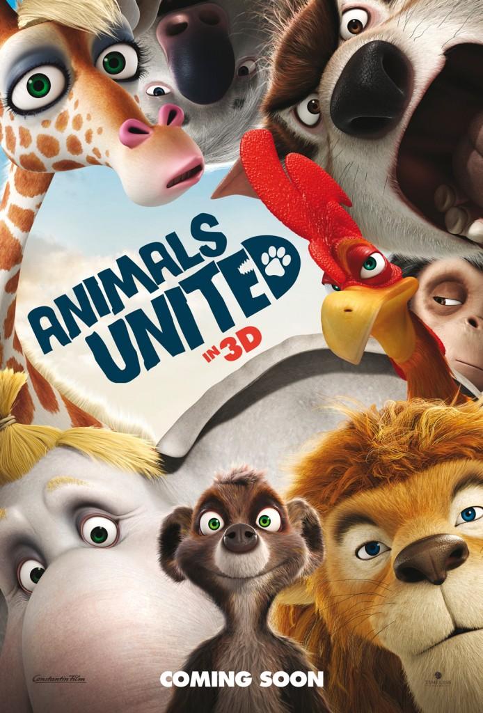 Animals United movie