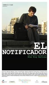 """""""El notificador"""" Estreno Octubre 2012"""