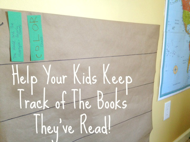 literacy launchpad help your kids keep track of the books they ve read