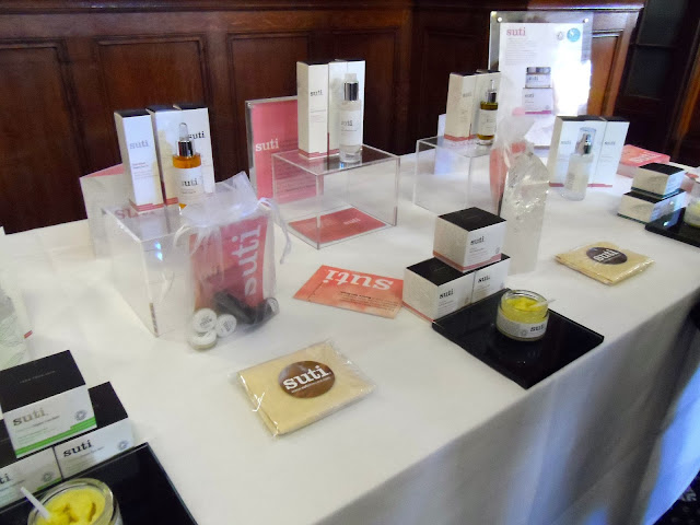 Suti Skincare at the Big Blogger Conference
