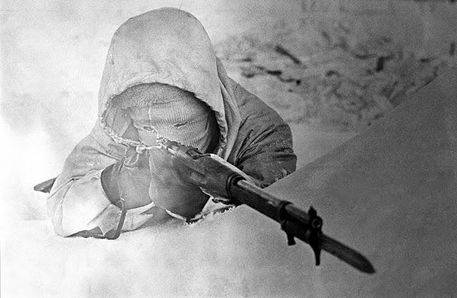 Sniper terbaik didunia